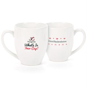 "Picture of ""Whats In Your Cup?"" Coffee Mug"